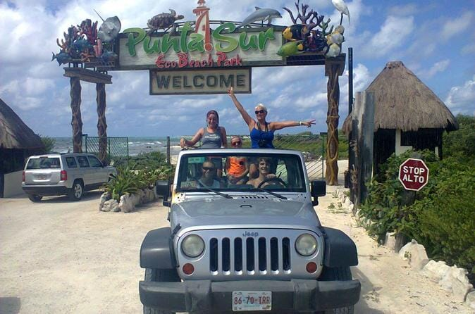 private-and-customizable-jeep-excursion-in-cozumel-with-lunch